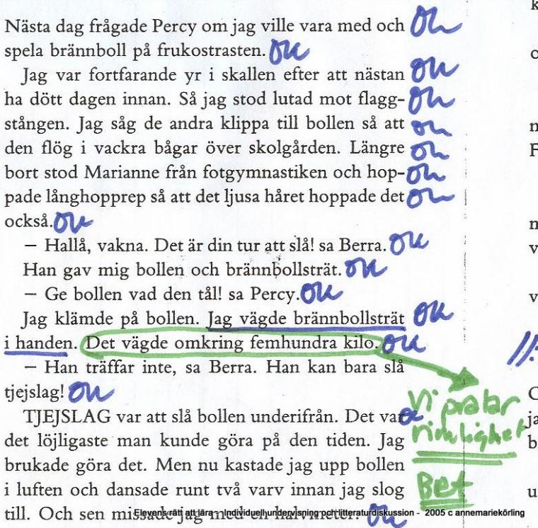 rimligheten i 500 kg-skönlitterar text