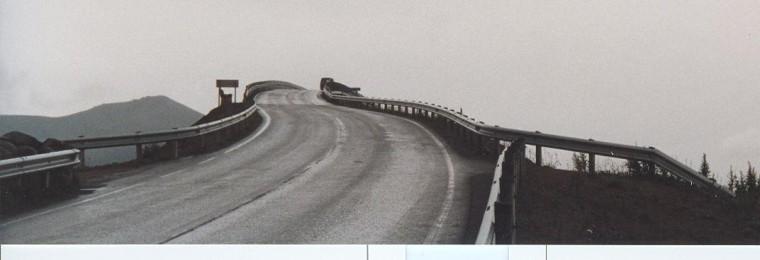 Man kan fråga sig vart man är på väg, tänker Anne-Marie Körling, 2004