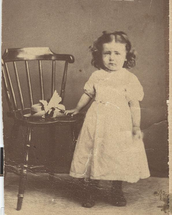 Hur skulle du ha bemött detta barn, funderar Anne-Marie Körling, och blickar tillbaka till 1864