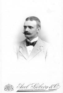 Farfar Felix Körling, år 1800talet och något flera år därtill, vi närmar oss 1880 tror jag