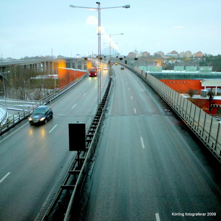 RESVÄGARNA Körling fotograferar 2009