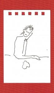 hjärtatpåbordet - körling ritar och funderar 2004