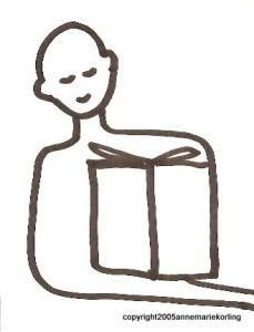Anne-Marie ritar läsning - körling copyright 2004