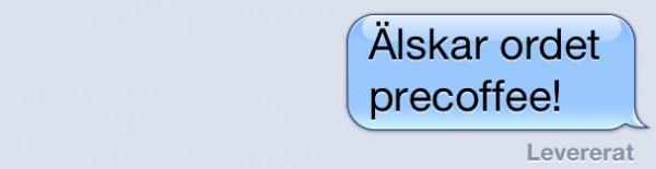 Körling får sms
