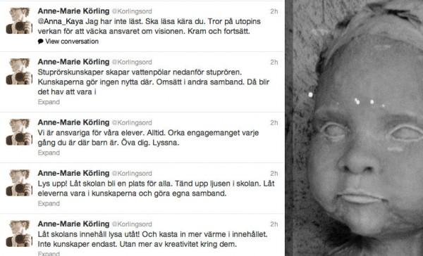 Körlings Ord Twitter
