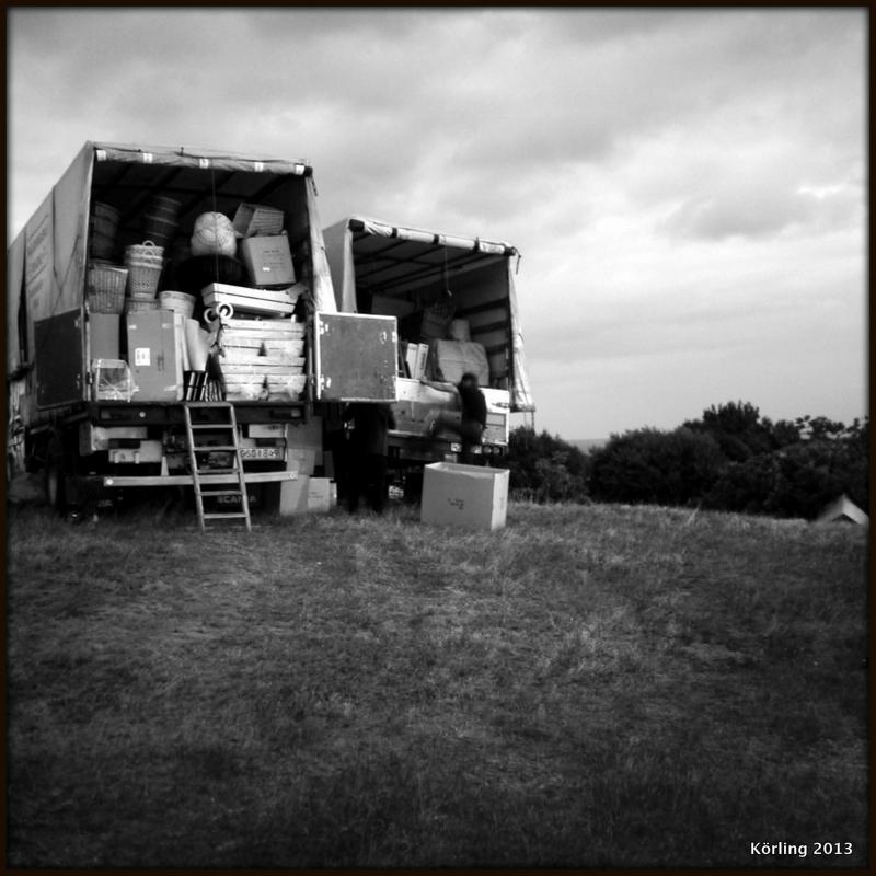 Körling fotograferar 2013