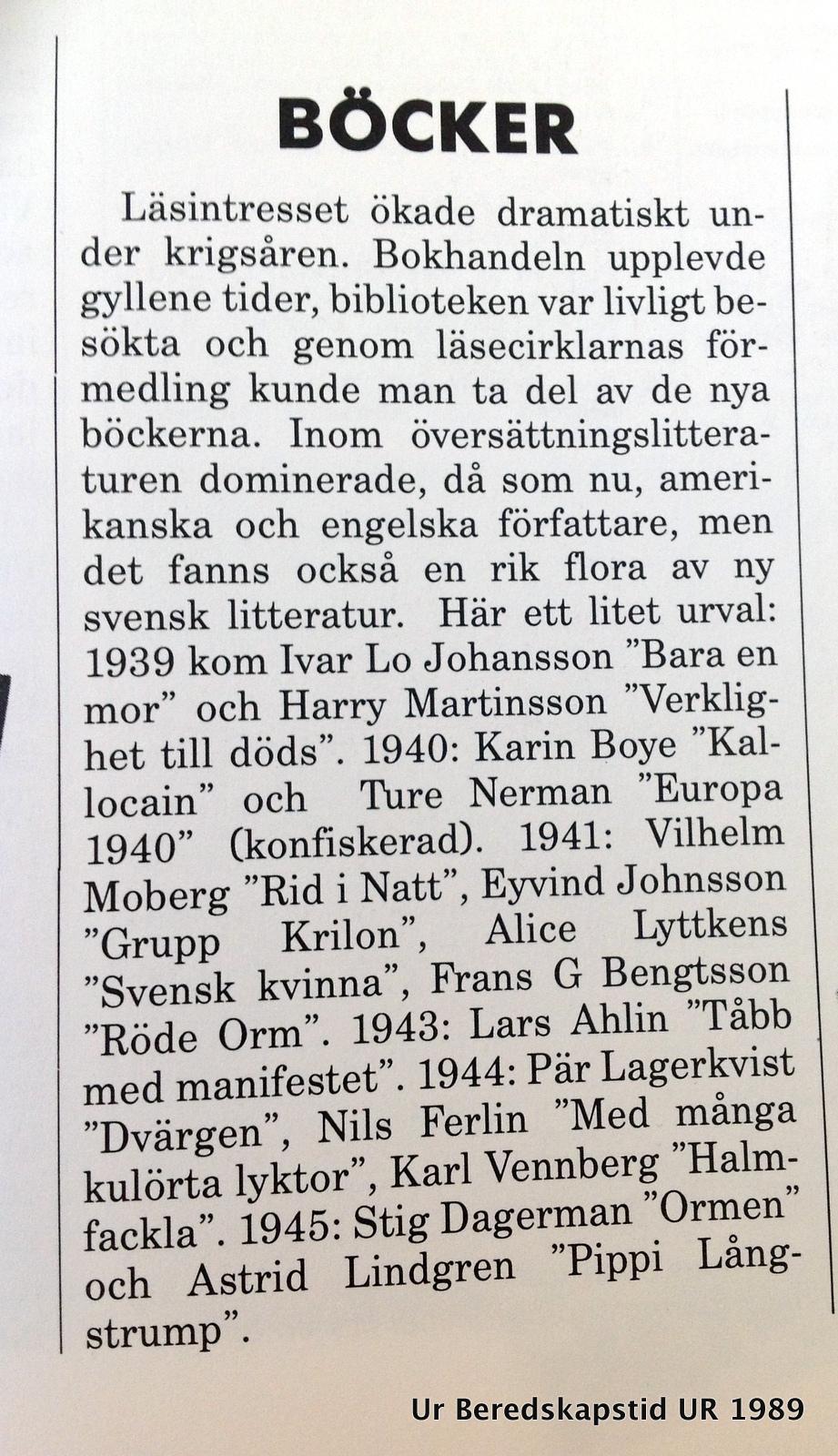 UR 1989 Berdskapstid
