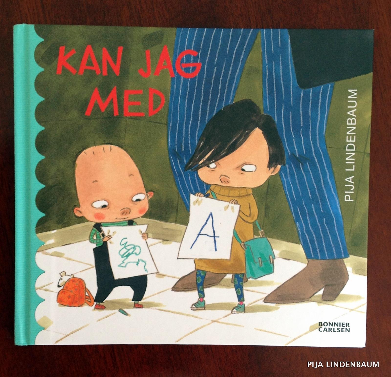 Lindenbaum- KAN JAG MED - omslag