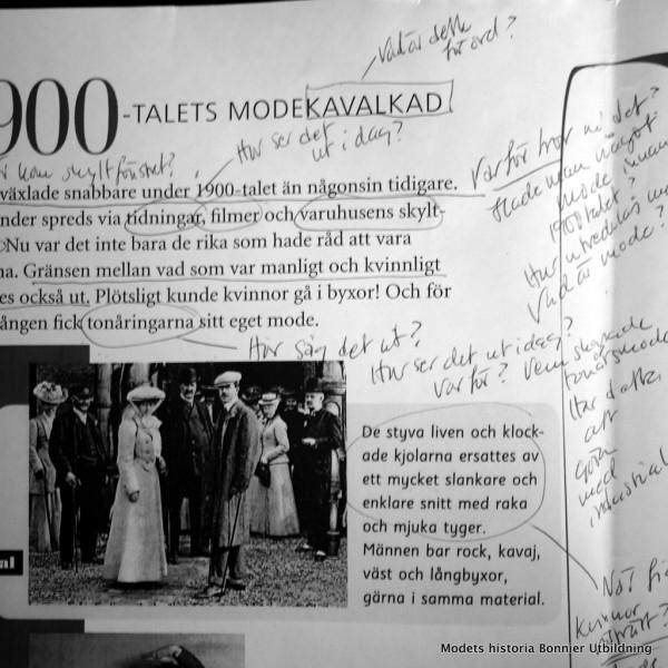 Bonnier Utbildning Modets Historia