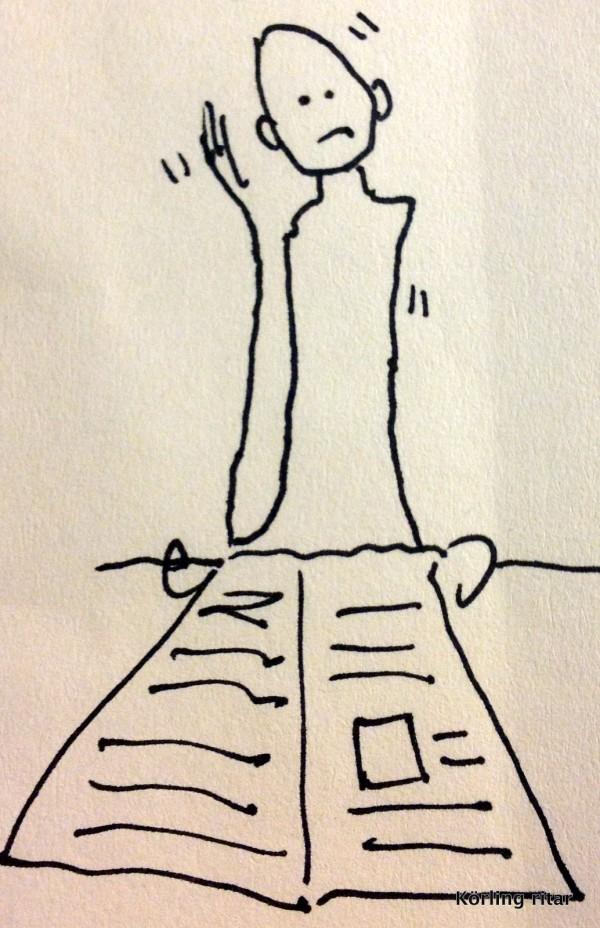 Jag ritar att jag läser och skriver 2008 Körling ritar