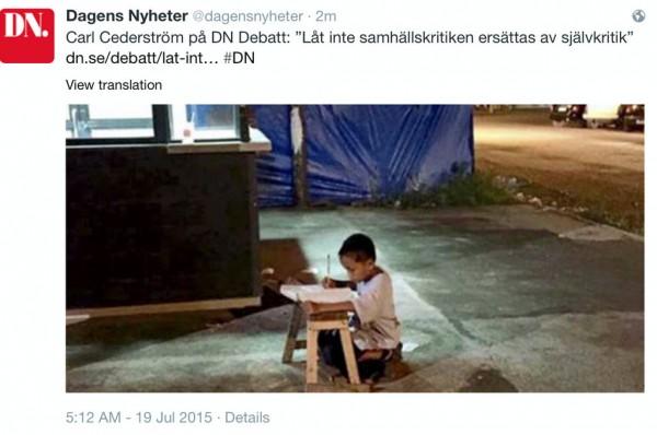 Dagens Nyheter 2015-07-19