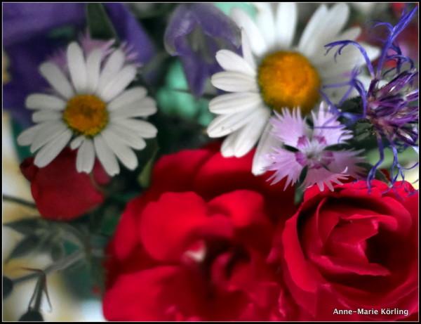 Blommor till läraren