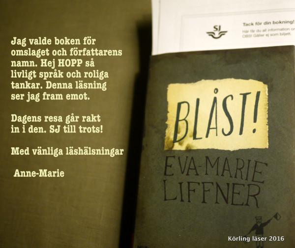 Eva-Maria Leffner BLÅST