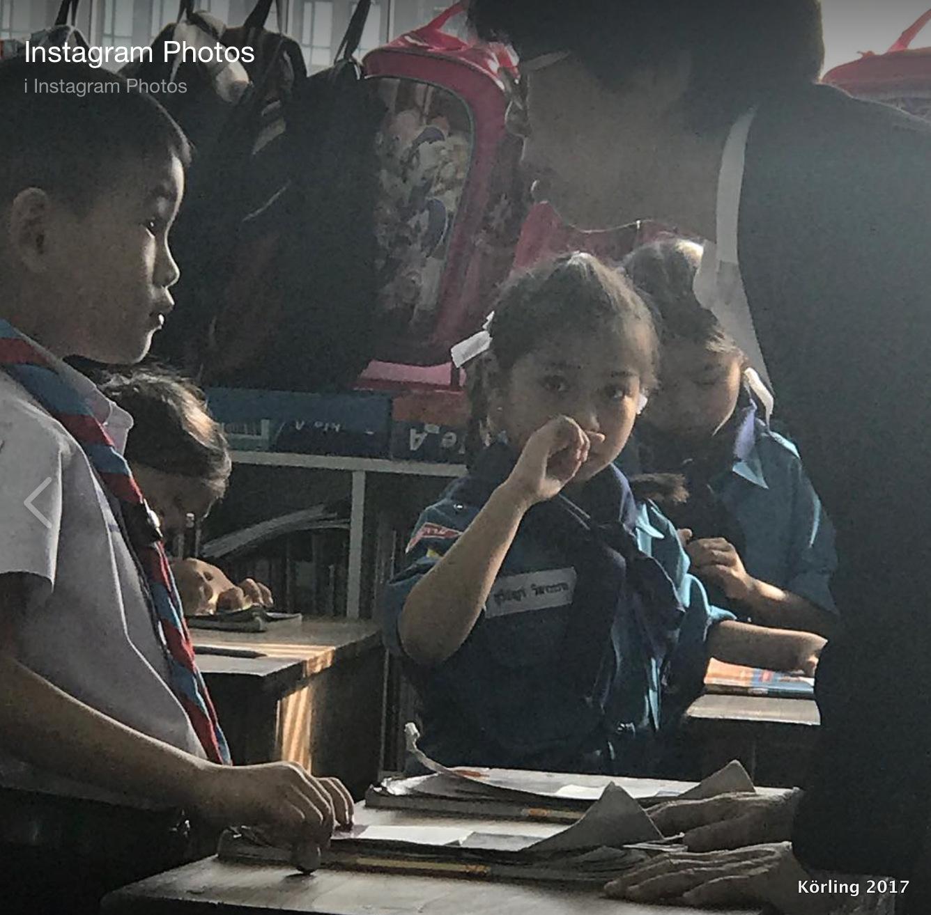 Körling fotograferar i Bangkok 2017